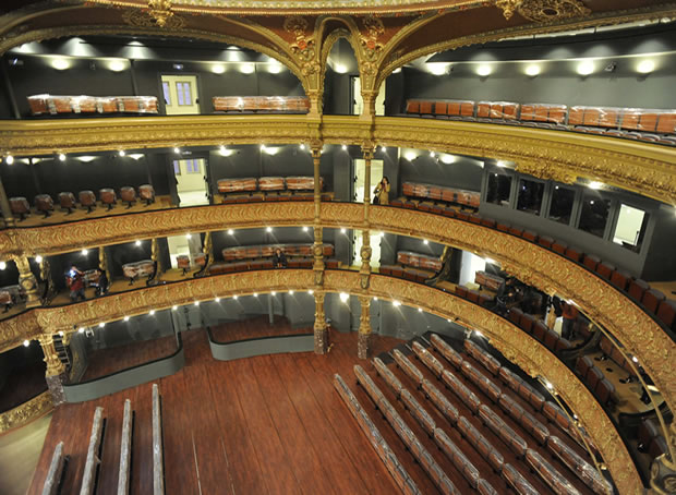 Teatros wonderland - Teatro campos elisios ...