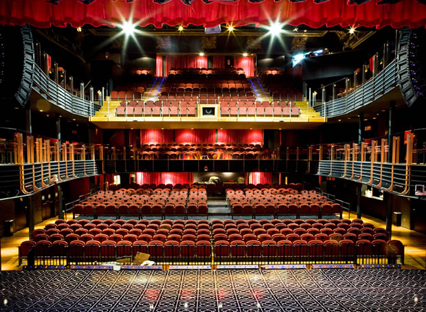 Teatros Wonderland