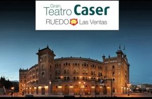 Caser Ruedo Las Ventas plaza
